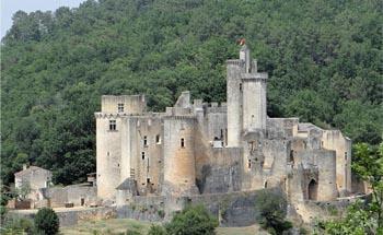 hôtel chateau de bonaguil